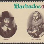 Barbados SG588