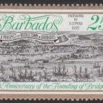 Barbados SG594