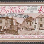 Barbados SG595