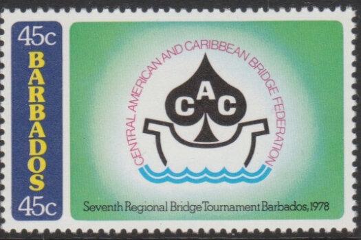 Barbados SG601