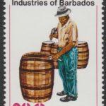 Barbados SG610