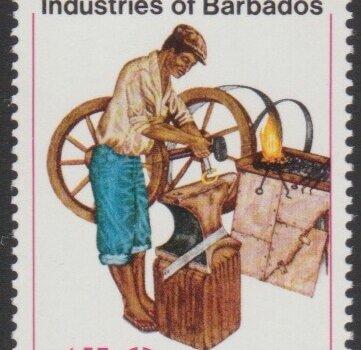 Barbados SG611
