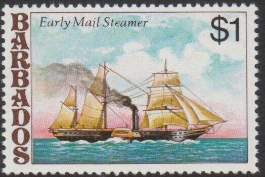 Barbados SG616