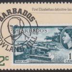 Barbados SG617