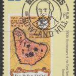 Barbados SG618