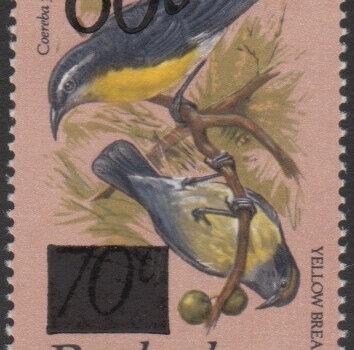 Barbados SG684