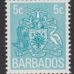 Barbados SG743