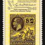 Barbados SG913