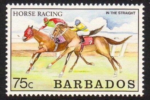 Barbados SG917