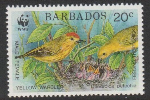 Barbados SG949