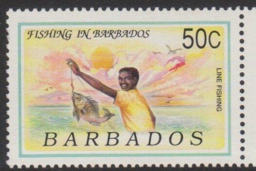 Barbados SG953