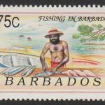 Barbados SG954
