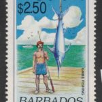 Barbados SG955
