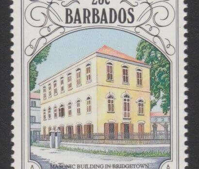 Barbados SG956