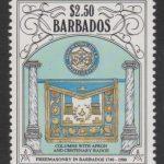 Barbados SG959