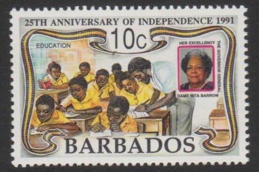 Barbados SG965