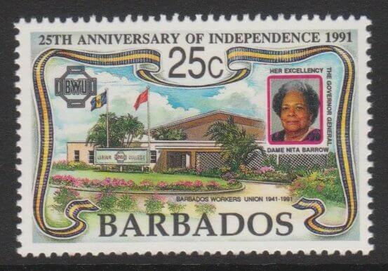 Barbados SG966