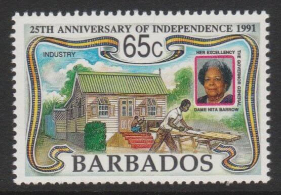 Barbados SG967