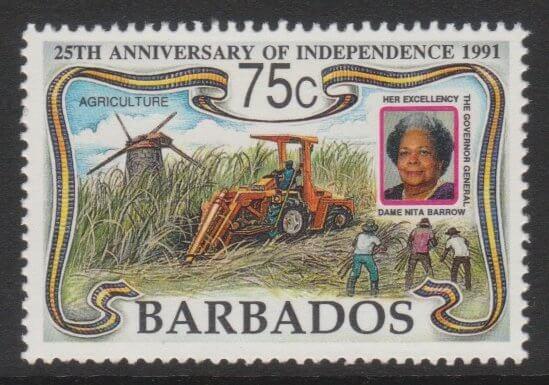 Barbados SG968