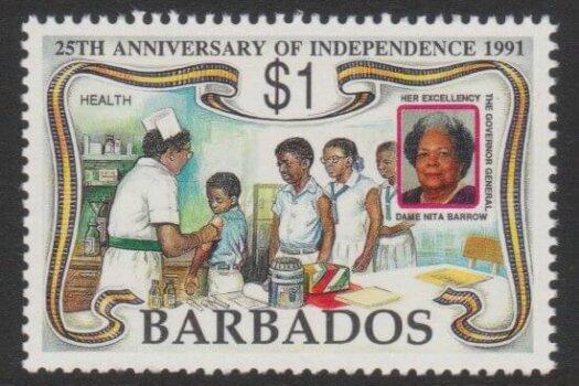 Barbados SG969