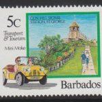 Barbados SG983