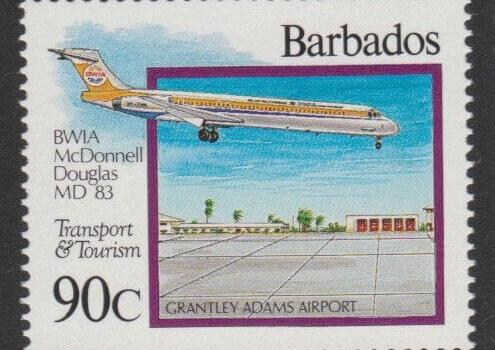 Barbados SG985