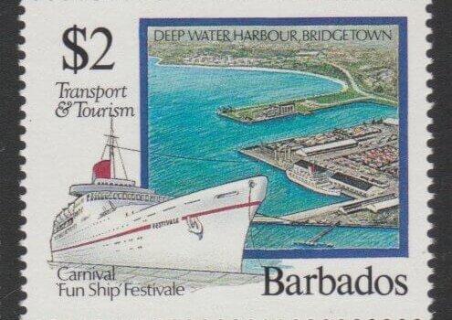 Barbados SG986