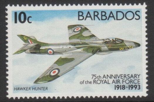 Barbados SG991