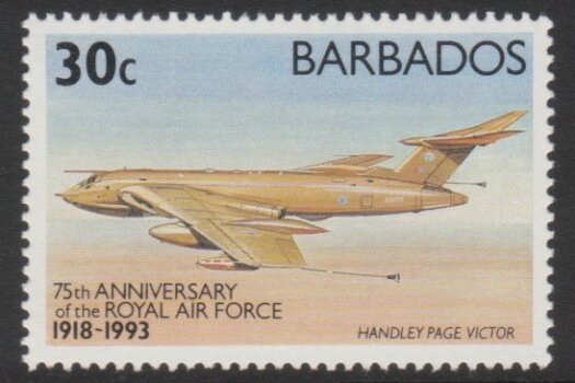 Barbados SG992