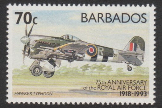 Barbados SG993
