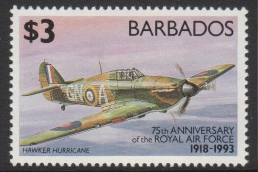 Barbados SG994