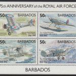 Barbados MSSG995