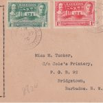 Tercentenary of General Assembly in Barbados FDC 1939