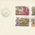Barbados 1973 Pottery in Barbados FDC - plain cover