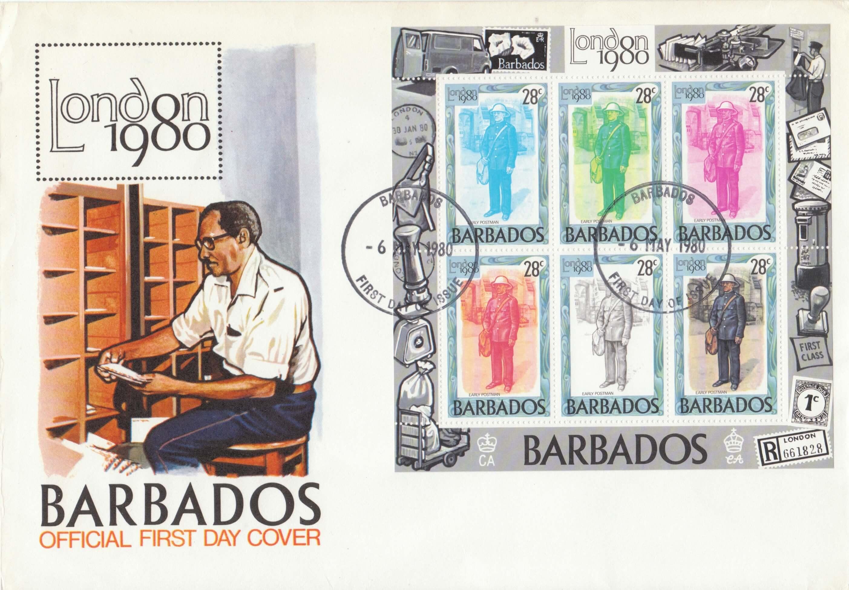 London 1980 International Stamp Exhibition (2)