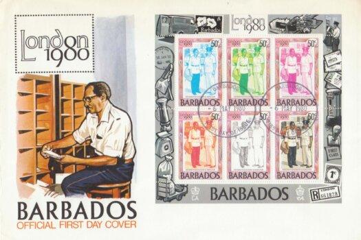 London 1980 International Stamp Exhibition