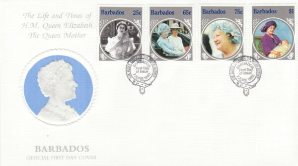 The life and times of The Queen Mother