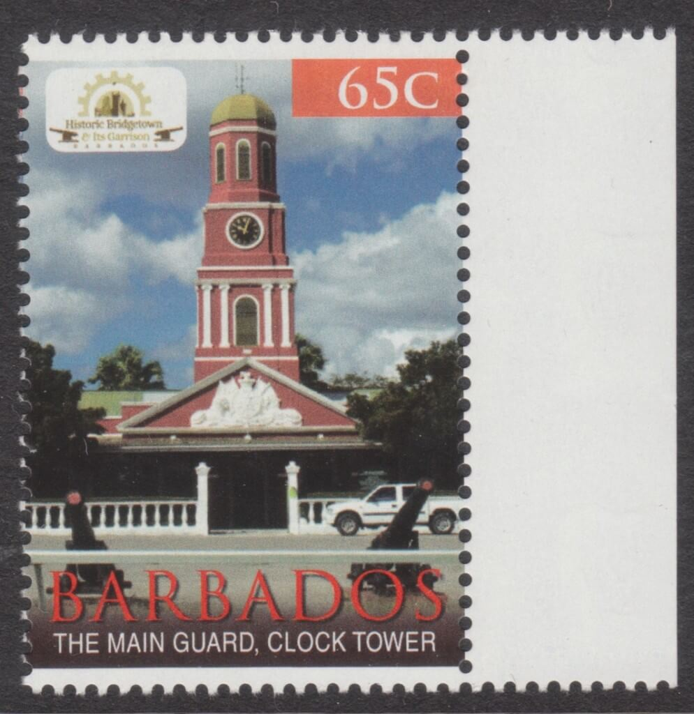 The Clock Tower, Barbados
