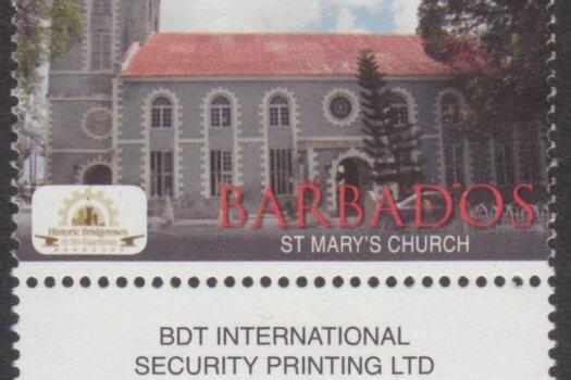 St Mary's Church, Barbados