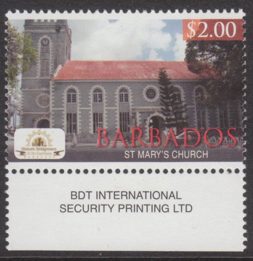 St Mary's Church, Barbados