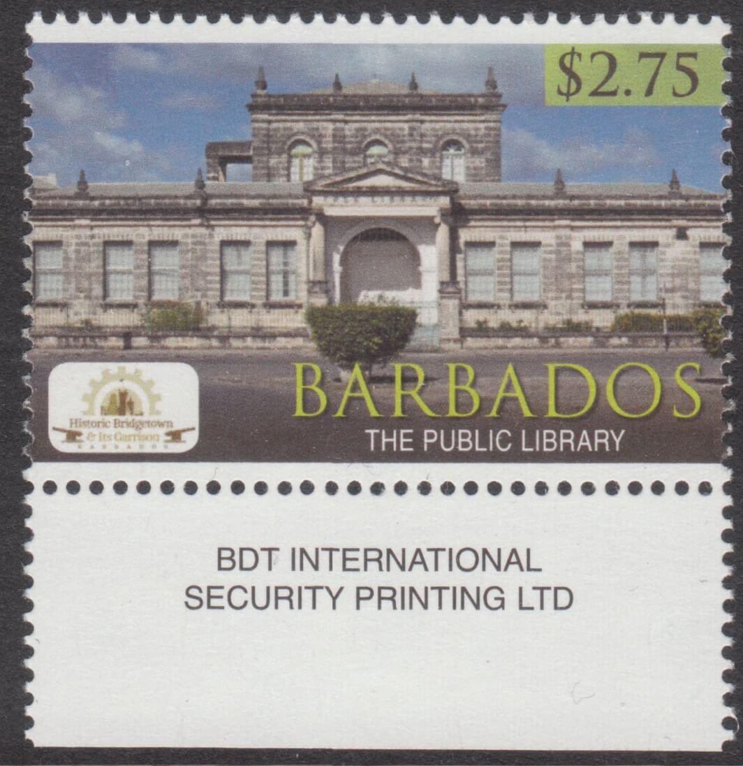 The Public Library, Barbados