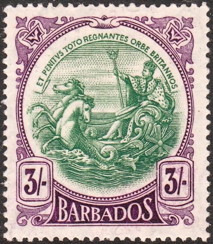 Barbados SG200a