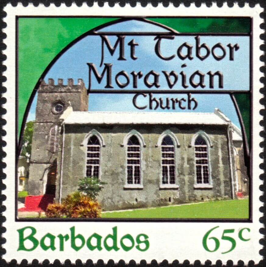 Mt Tabor Moravian Church, Barbados