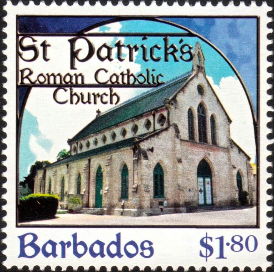 St Patrick's Roman Catholic Church, Barbados
