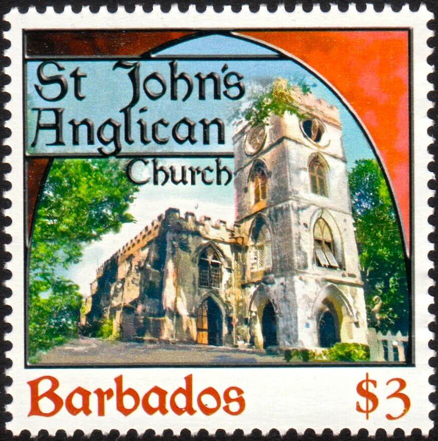 St John's Anglican Church, Barbados