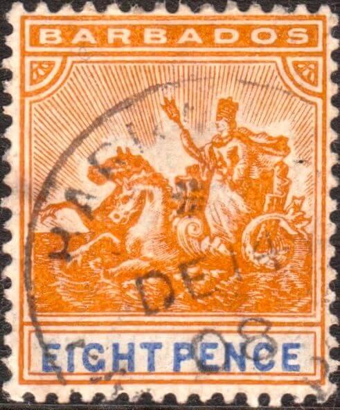 Barbados SG142