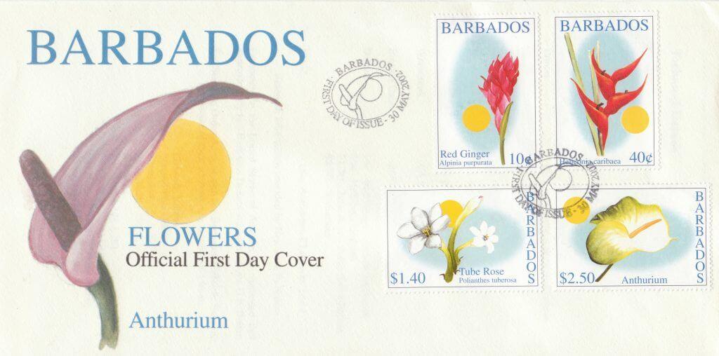 Barbados Flowers 2002