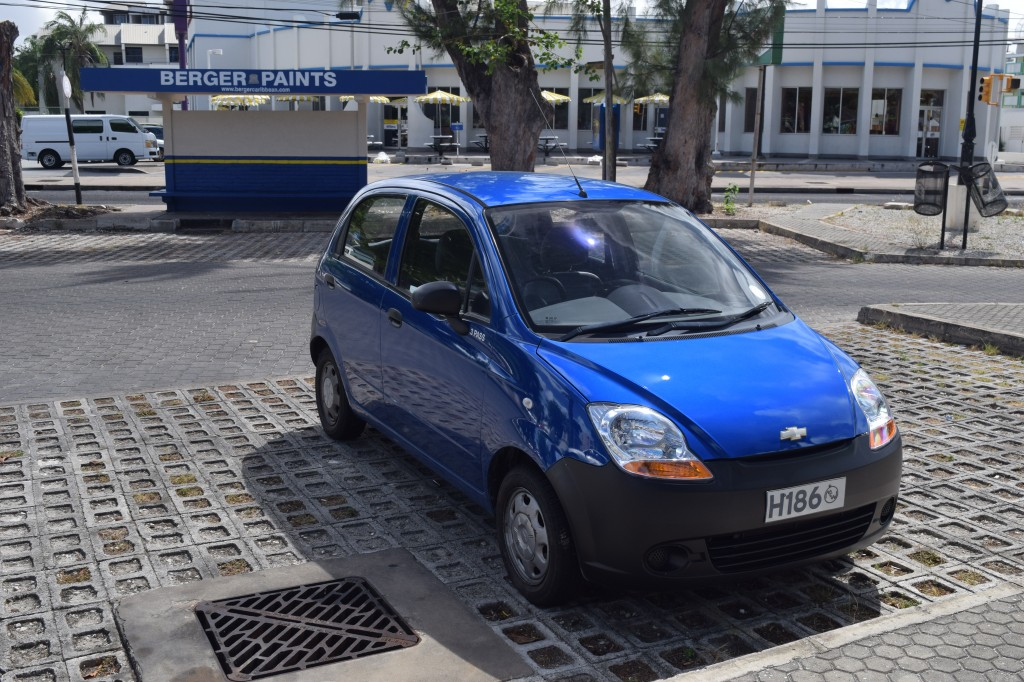 Chevrolet compact