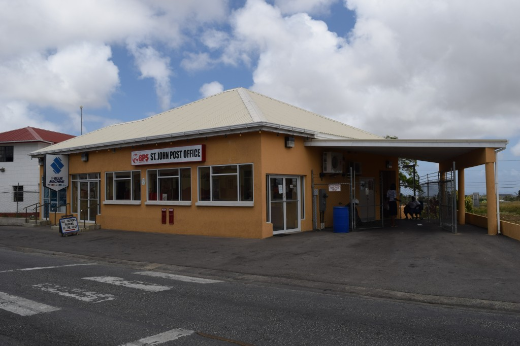 St John Post Office, Barbados