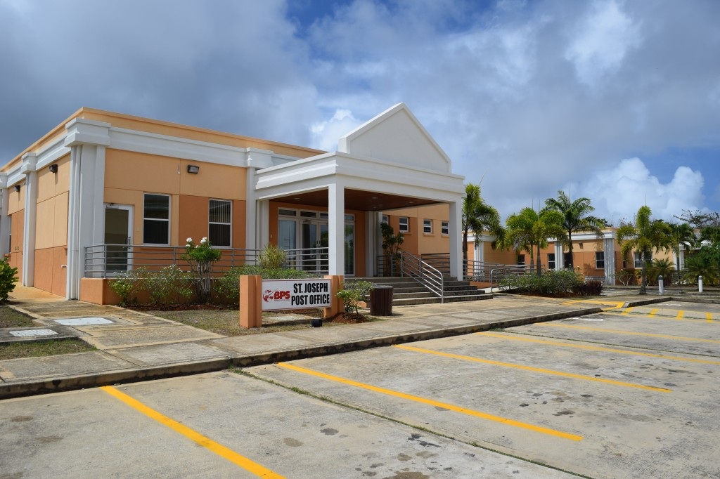 St Joseph's Post Office, Barbados